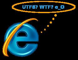 Правильная utf-8 кодировка в настройках nginx/apache