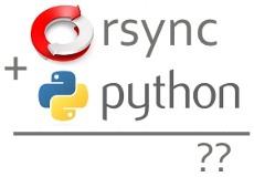 Синхронизация файлов на python с использованием rsync алгоритма